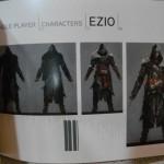 畫冊內的Ezio