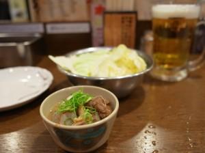 小菜和配料高麗菜