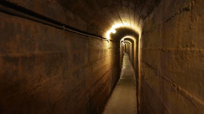 瓊林的民防戰鬥坑道